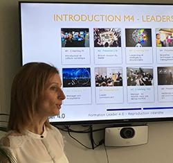 Conduite du changement: formation Leader 4.0